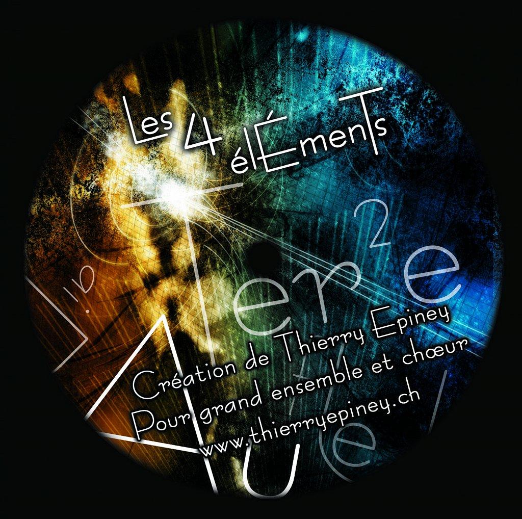 CD Les 4 Elements